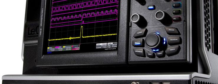 Teledyne LeCroy WaveRunner 6Zi Oscilloscope