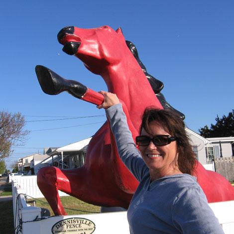 Maureen-Horse