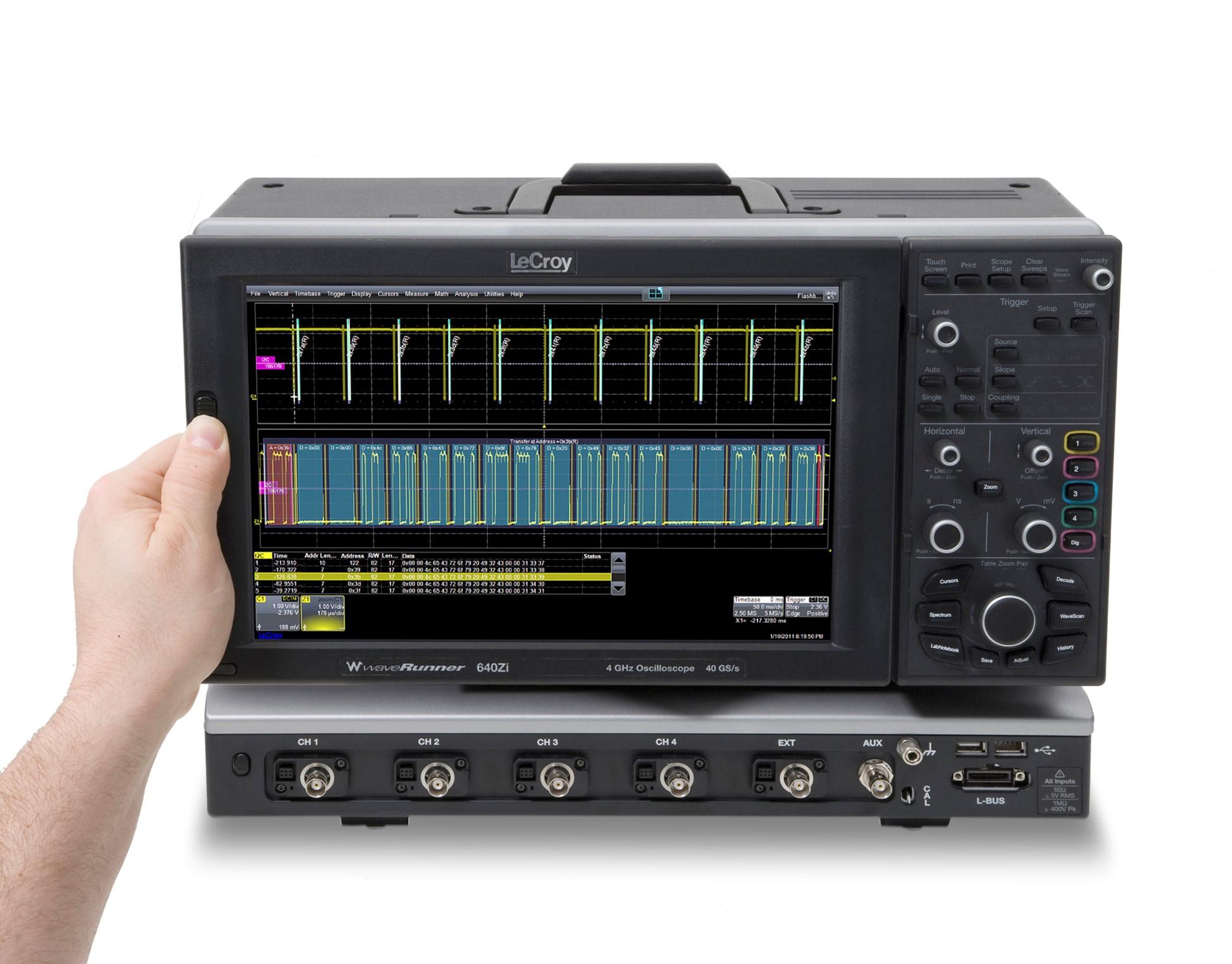 WaveRunner 6Zi Oscilloscope
