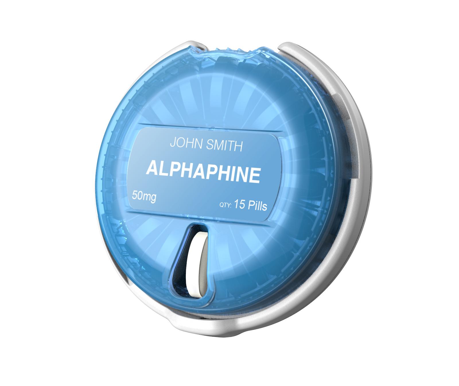 Smart Pill Dispenser