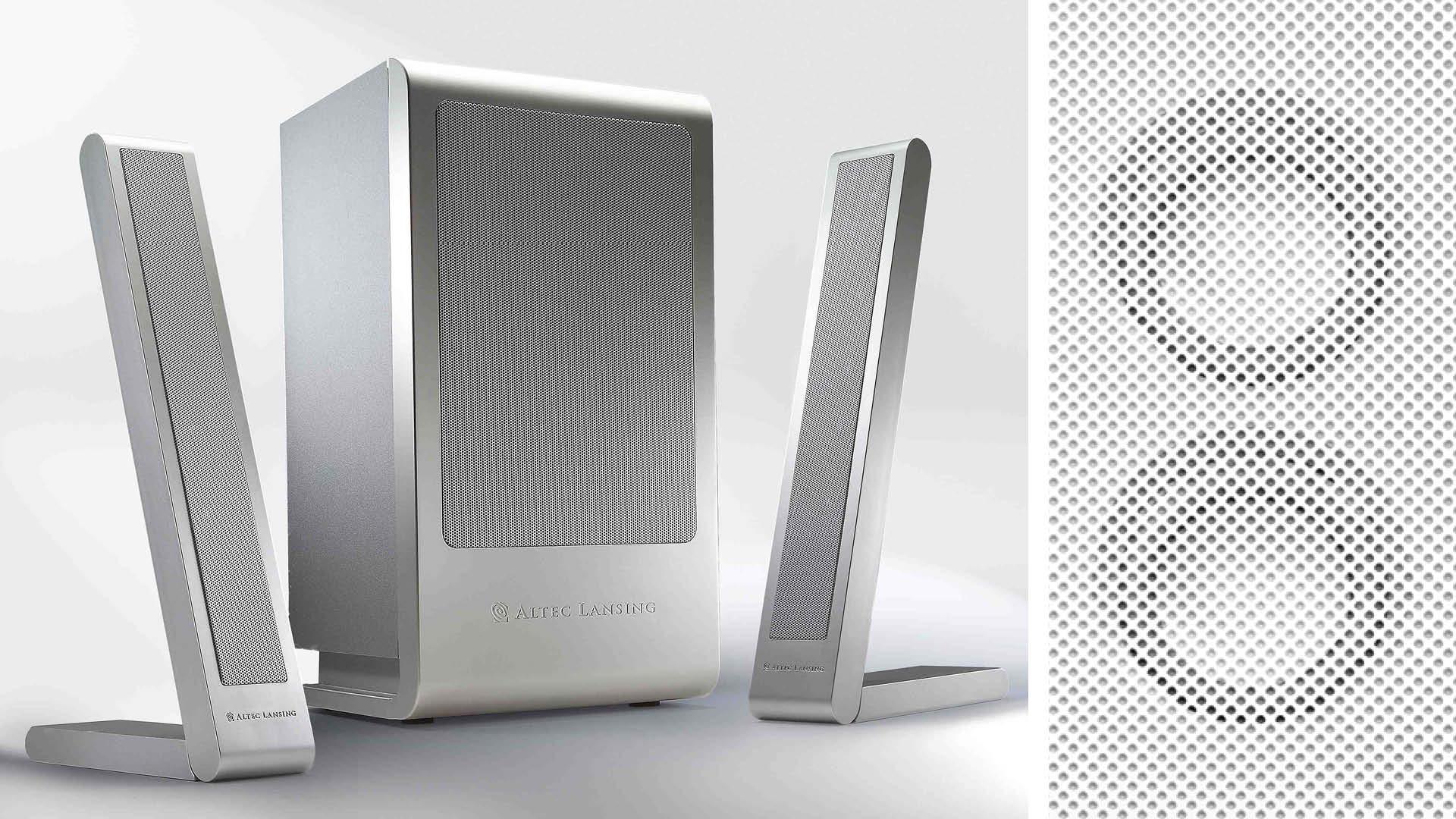 FX6021 Speaker
