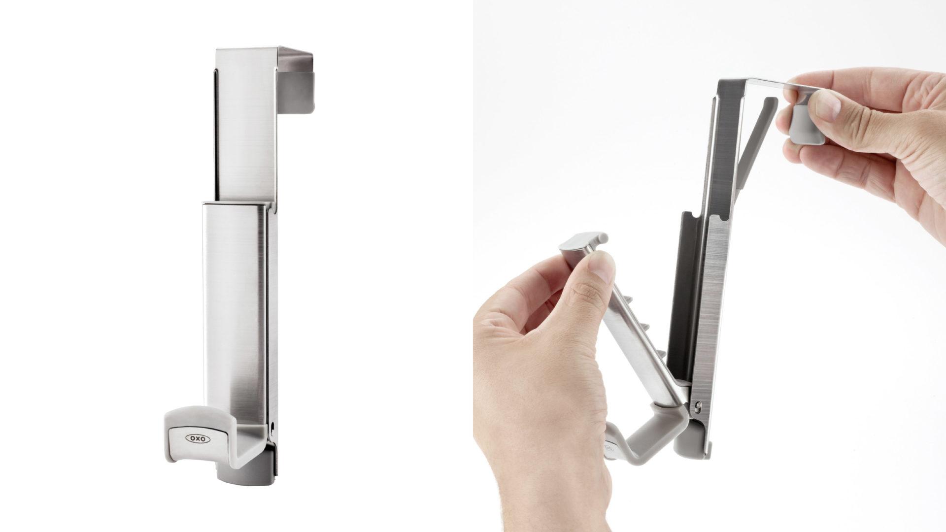 Over-The-Door Foldaway Valet
