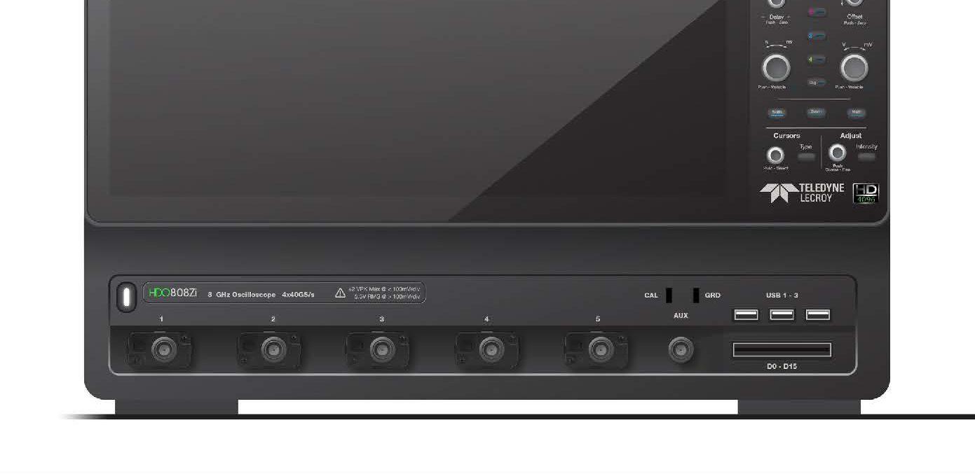 Teledyne Lecroy WavePro HD Oscilloscope