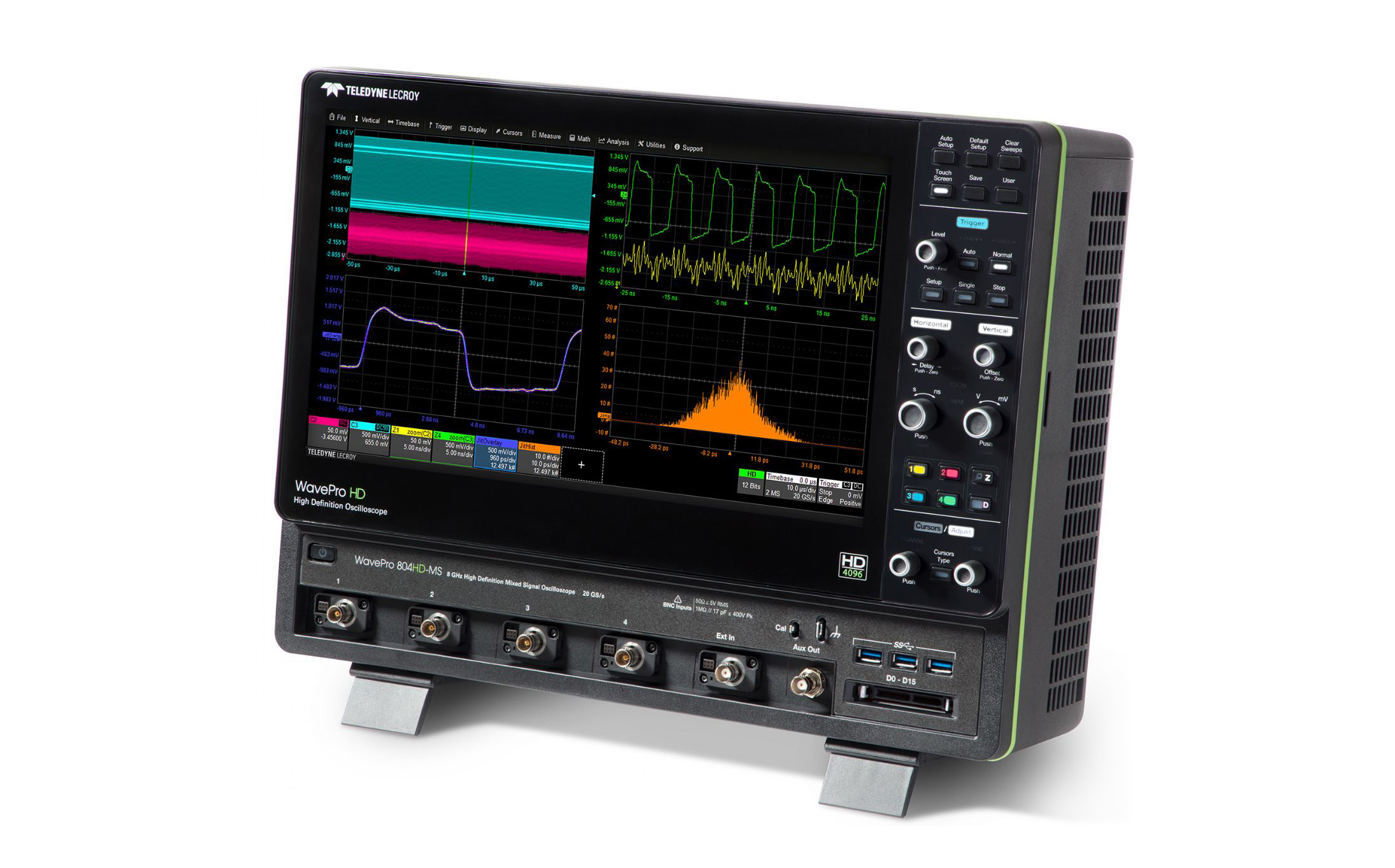 WavePro HD Oscilloscope