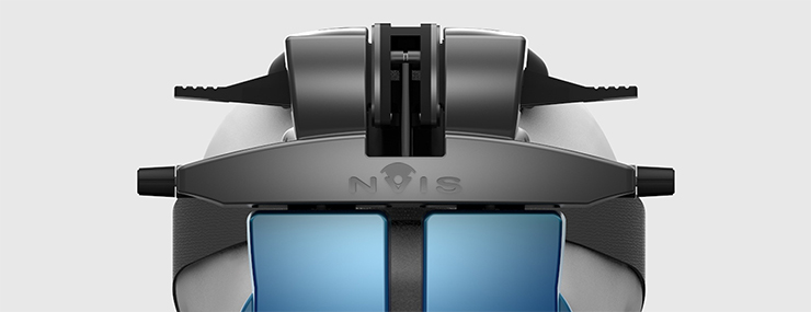 NVIS MH60 Virtual Reality Headset